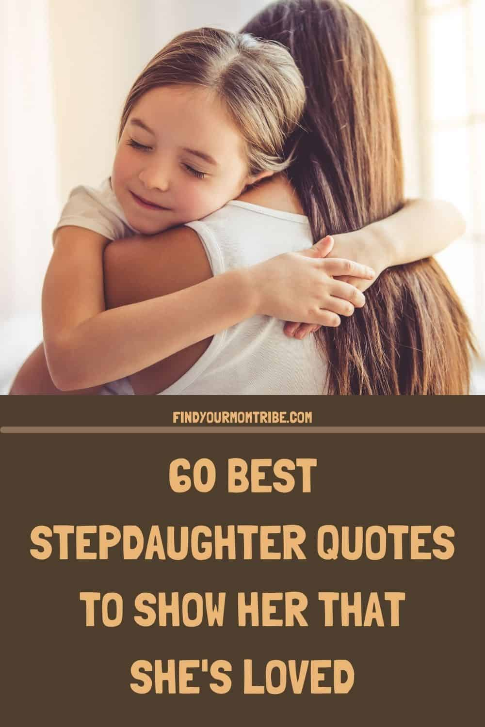 Pinterest stepdaughter quotes