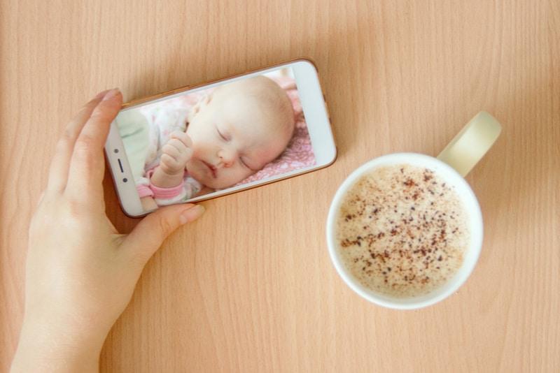 video baby monitor app