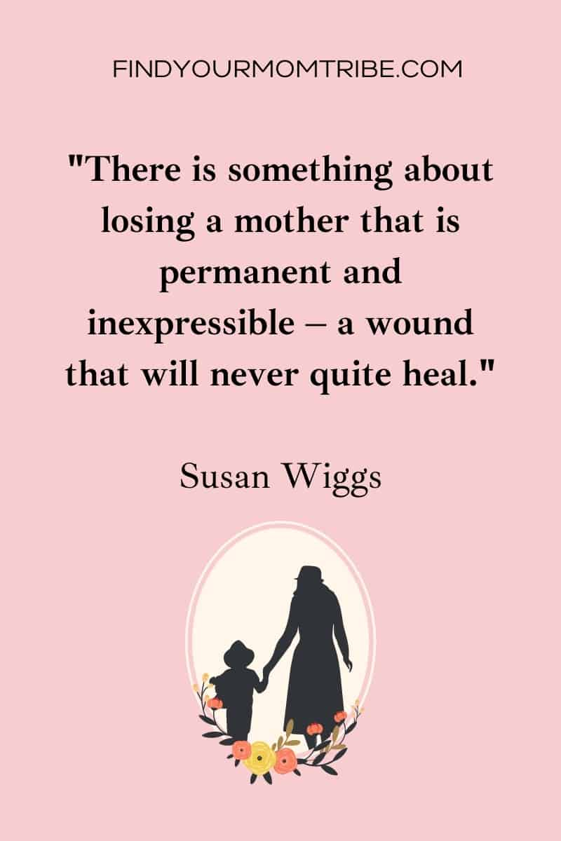 Missing Mom Quotes