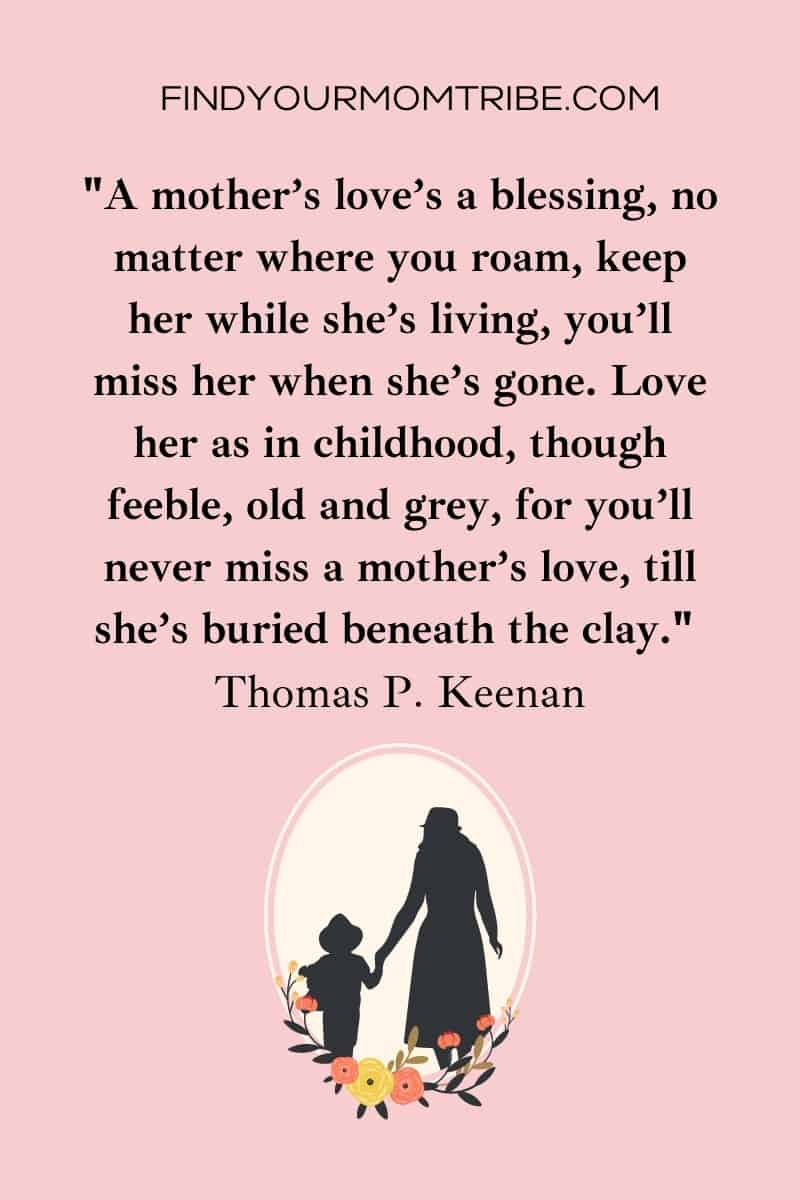 Heartfelt Mother And Son Quotes