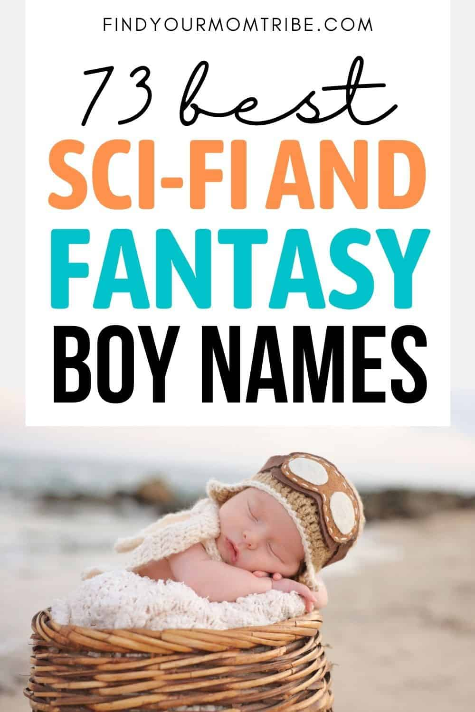 Best Sci-Fi And Fantasy Boy Names Pinterest