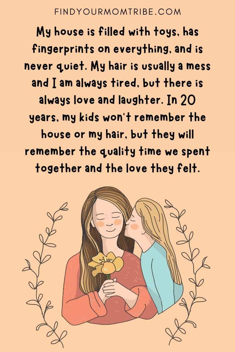 Bond Between Mother And Child Quotes