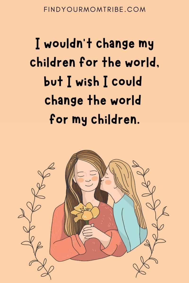 Little drops of a mother's love quotes