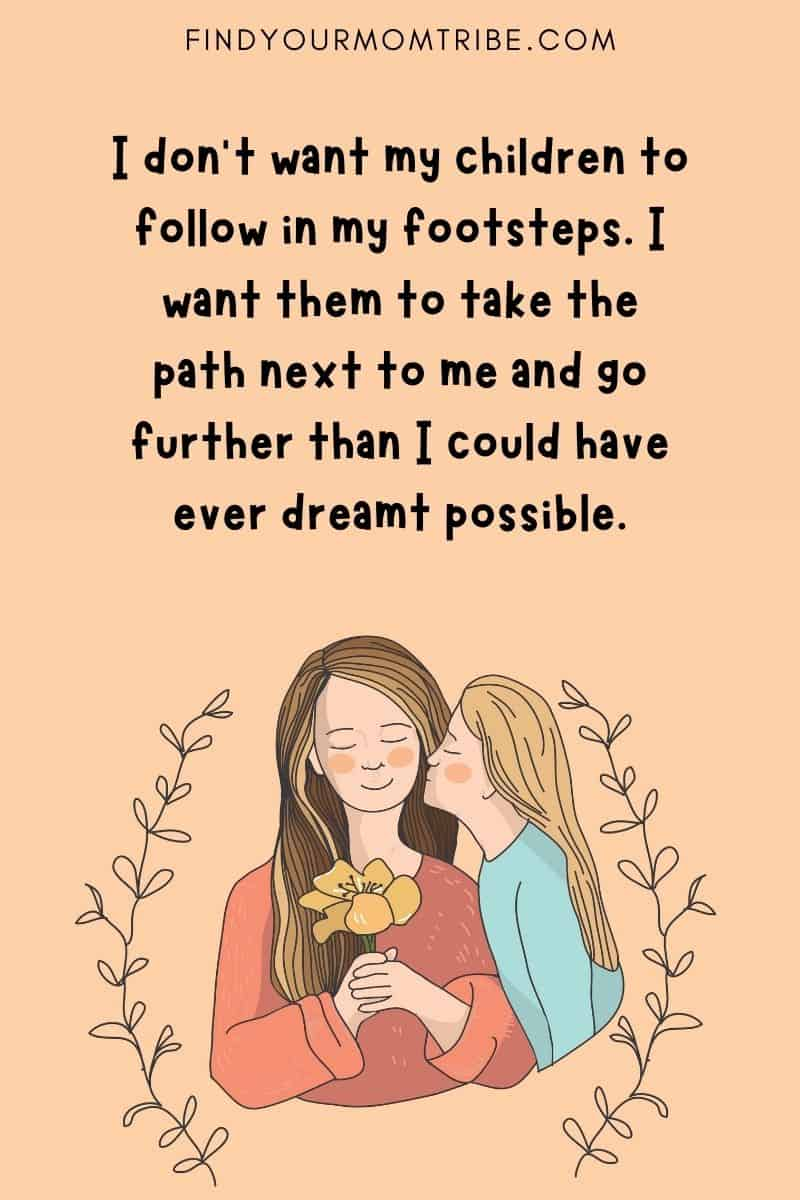 Bonds between mother and child quotes
