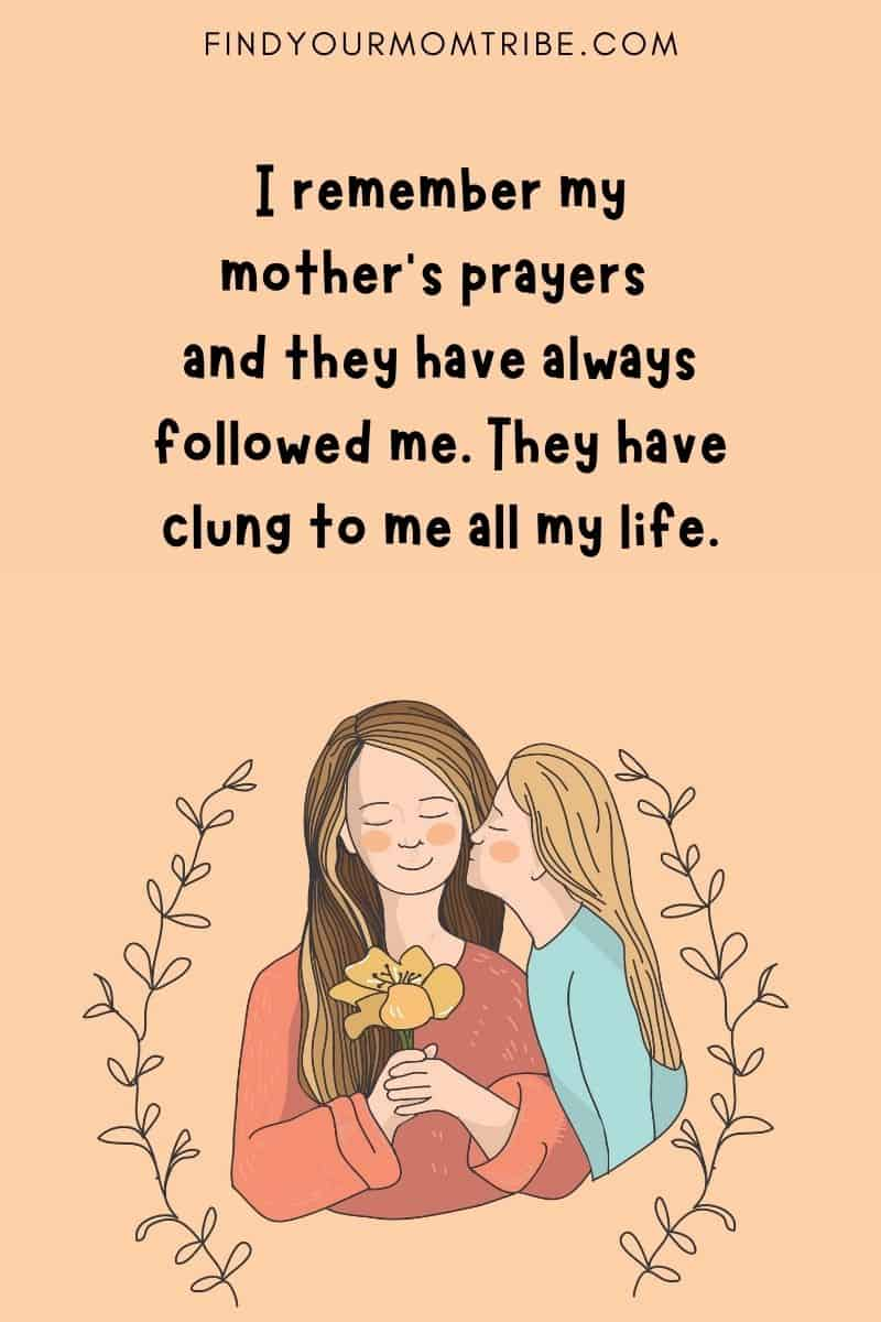 Mother and son love quotes