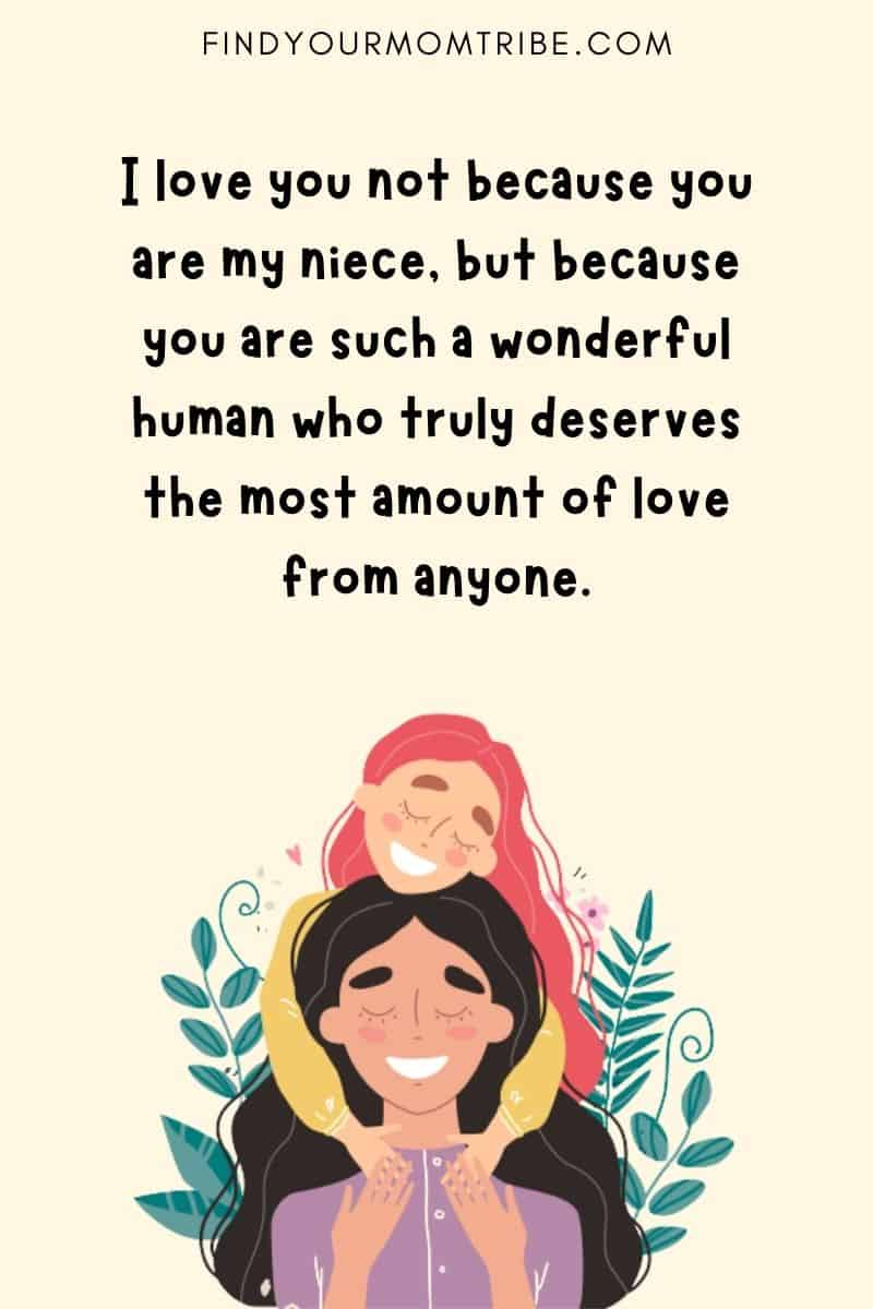 Beautiful Niece Quotes