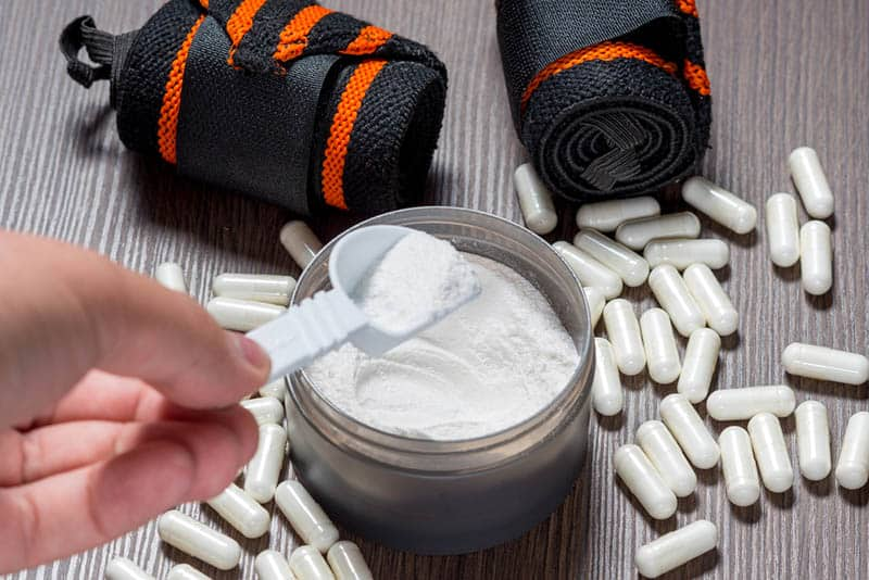 Sports supplements for bodybuilding