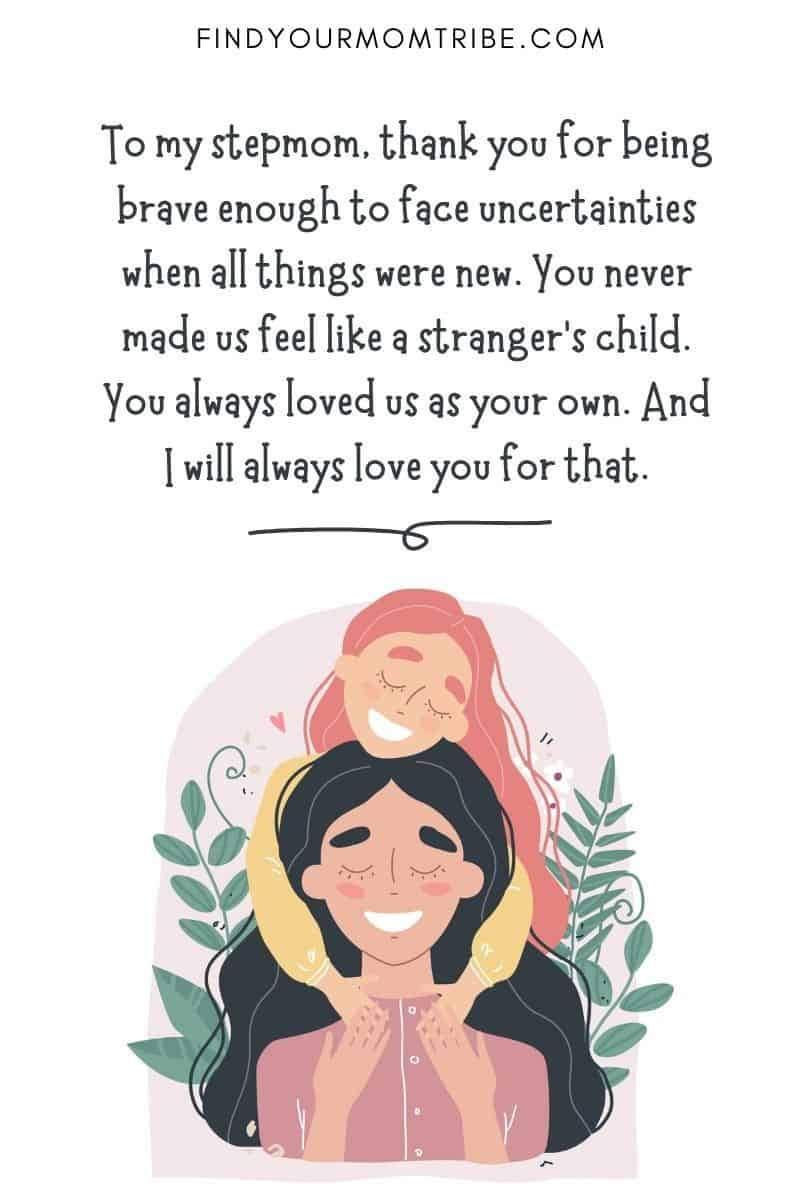 Mother's Day Stepmom Quote