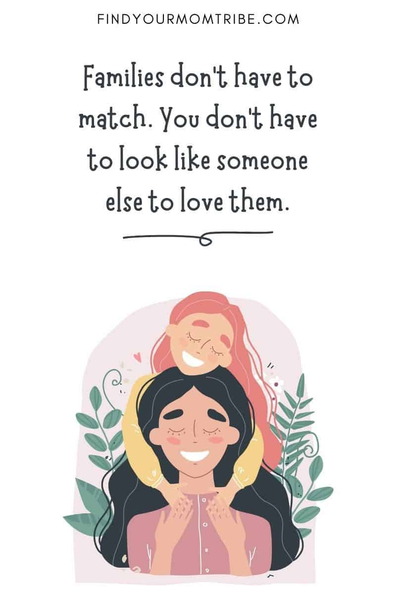Heartwarming Family Quote