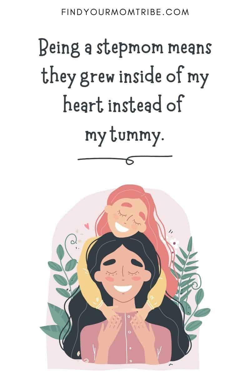 Stepmom Life Quote