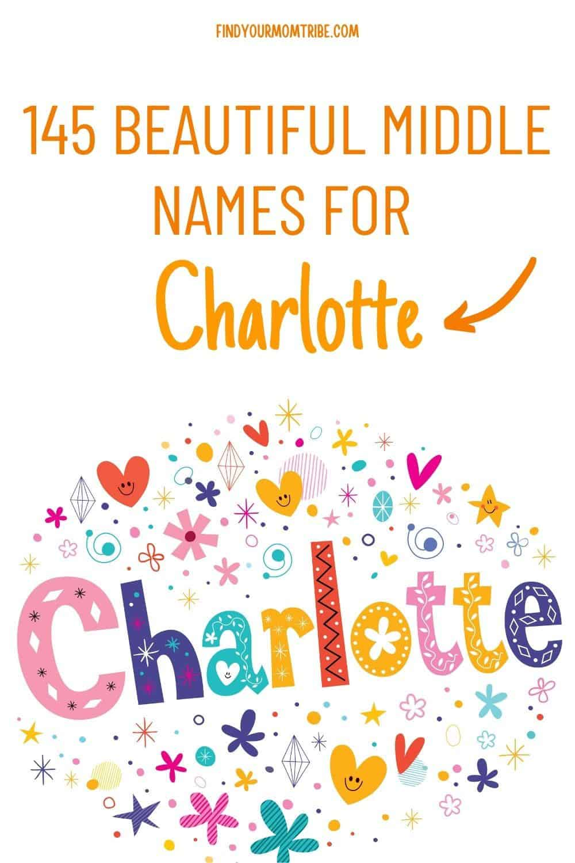 Pinterest middle names for charlotte