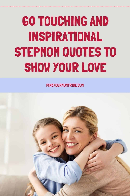 Pinterest stepmom quotes