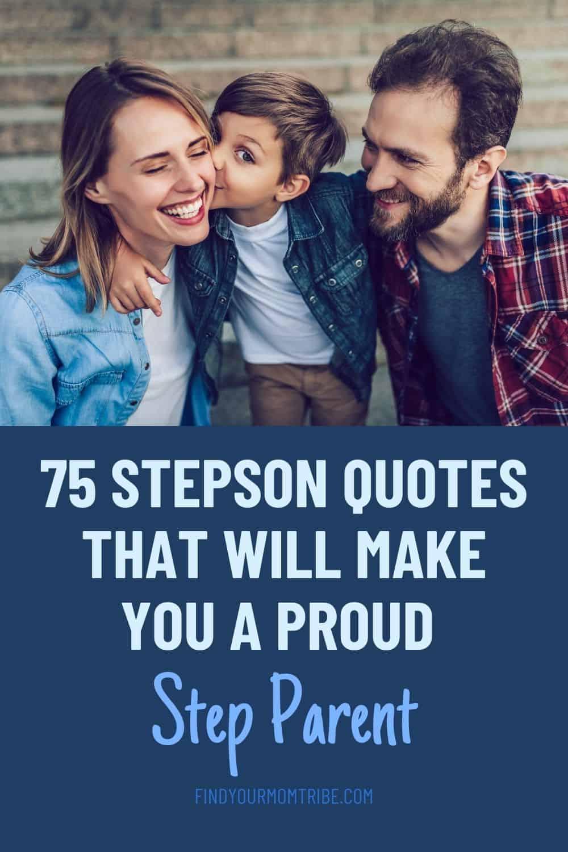 Pinterest stepson quotes