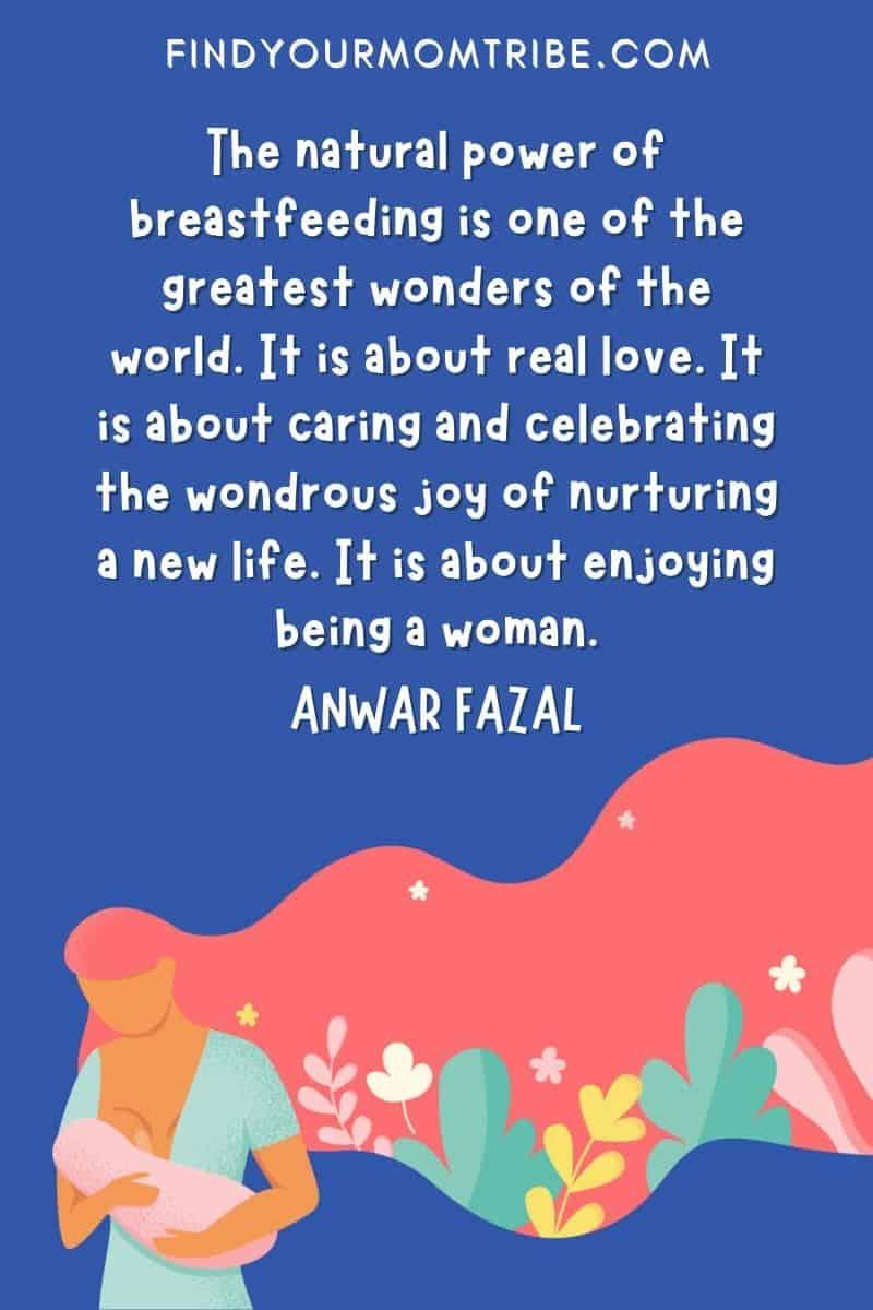 Breastfeeding Quotes To Inspire Breastfeeding Moms