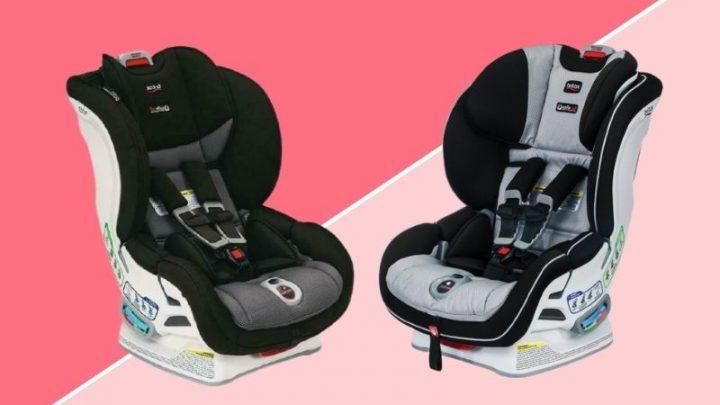 Britax Marathon VS Boulevard: Which Infant Car Seat Is The Best?