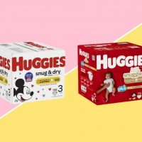 Huggies Snug And Dry VS Little Snugglers diapers
