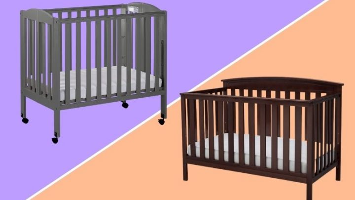 Mini Crib Vs Crib: What Are The Differences And Pros And Cons?