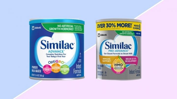 Similac Advance VS Pro Advance: What Are The Differences?