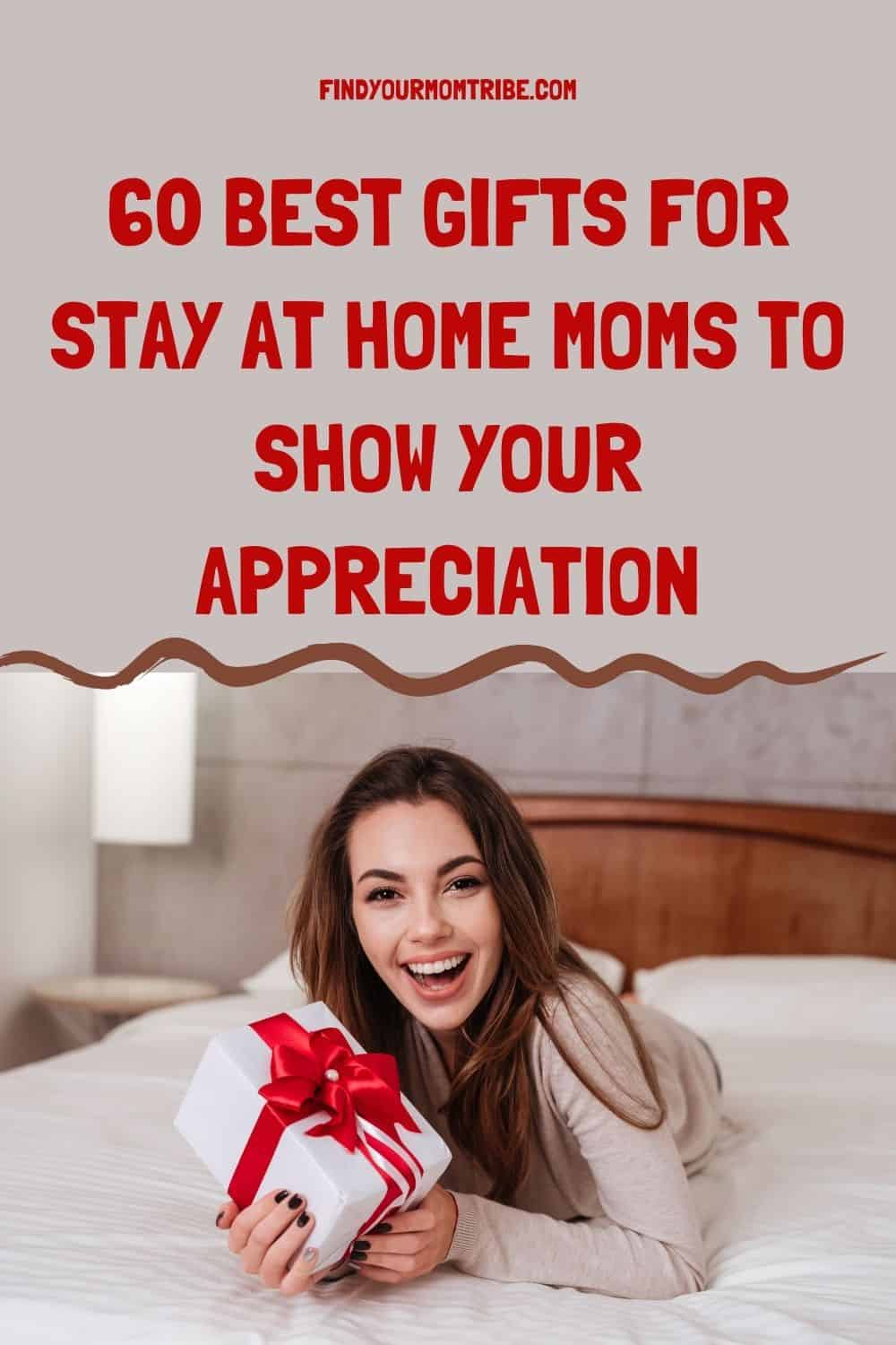 Pinterest gifts for stay at home moms