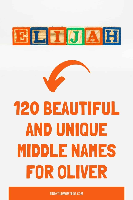 Pinterest middle names for elijah