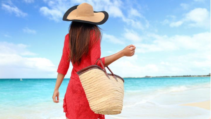 20 Best Beach Bags For Moms And Family Trips In 2021