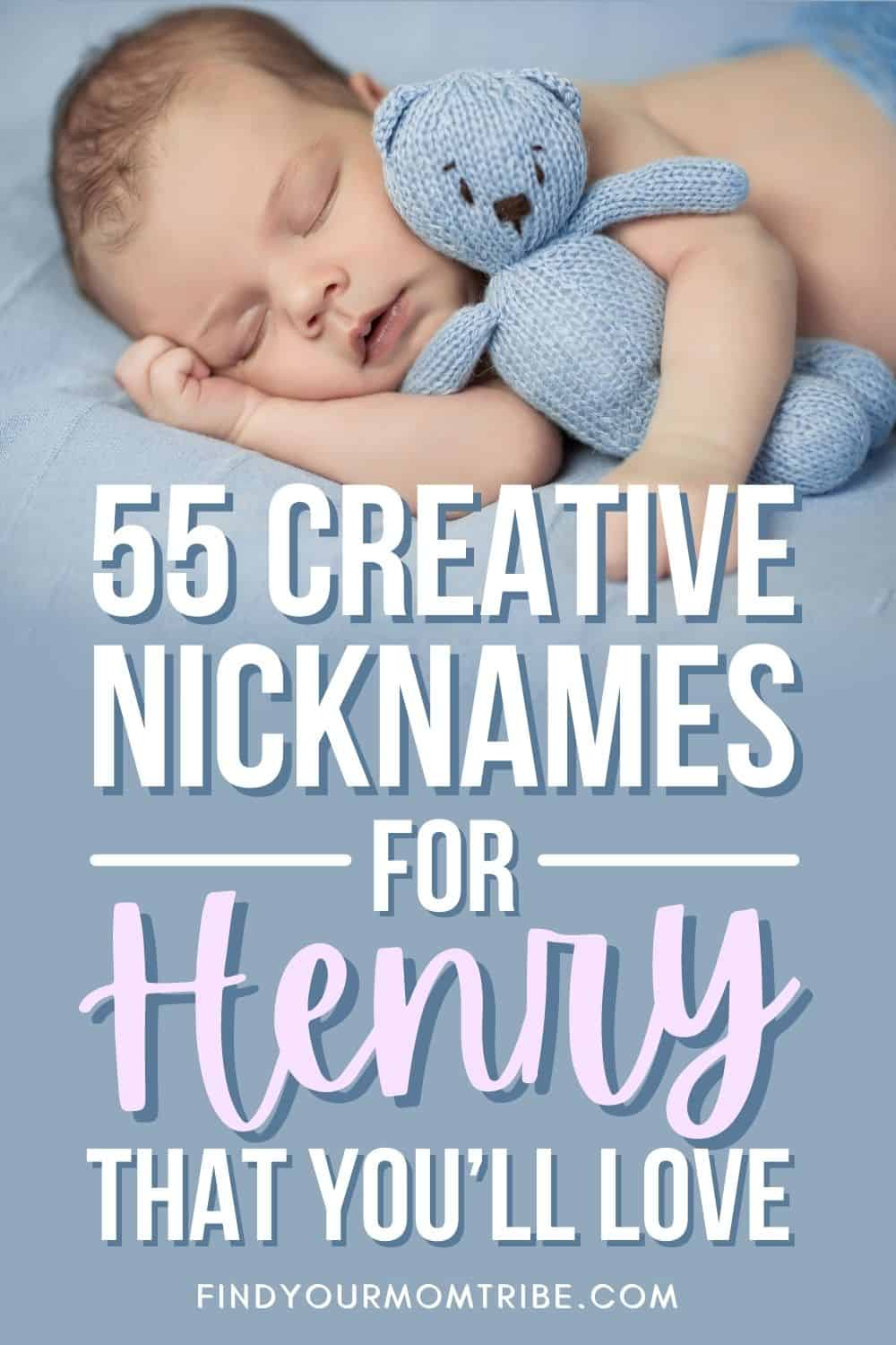 Creative Nicknames For Henry You'll Absolutely Love Pinterest
