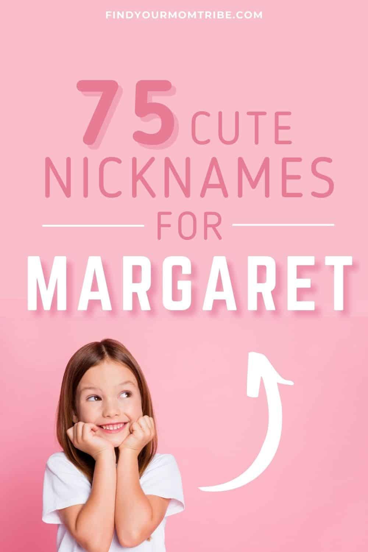 Nicknames For Margaret pinterest