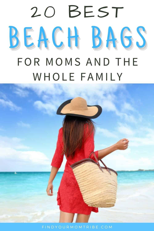 best beach bags for moms pinterest