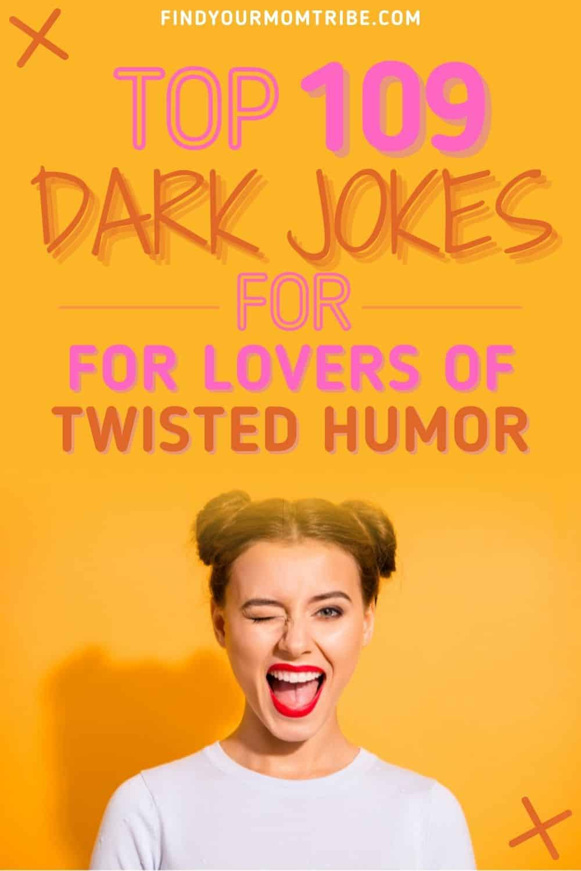 dark jokes pinterest