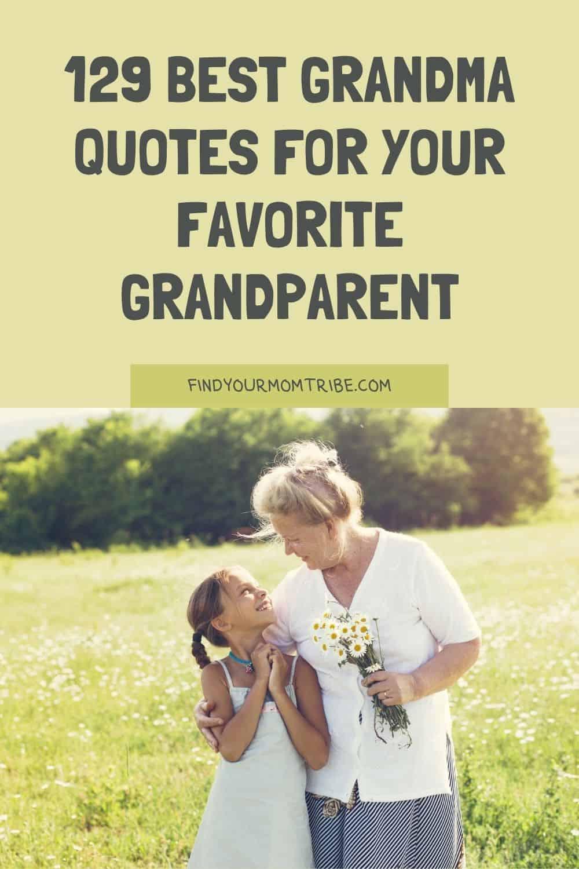 Pinterest grandma quotes