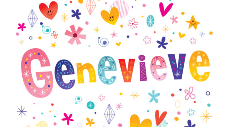 60 Best Nicknames For Genevieve To Bestow Upon Your Child
