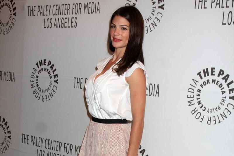 actress Genevieve Cortese Padalecki