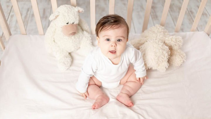 How Much Weight Can A Crib Hold? (With Safety Guide For Cribs)
