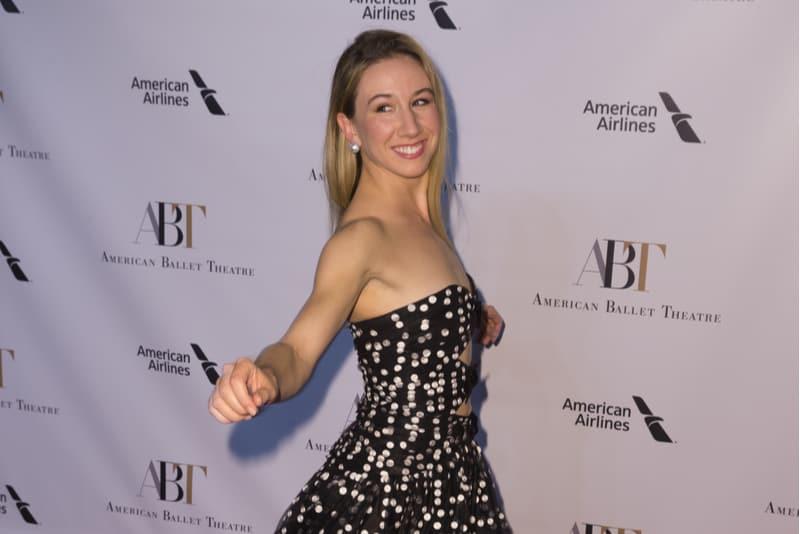 american ballet dancer Isabella Boylston