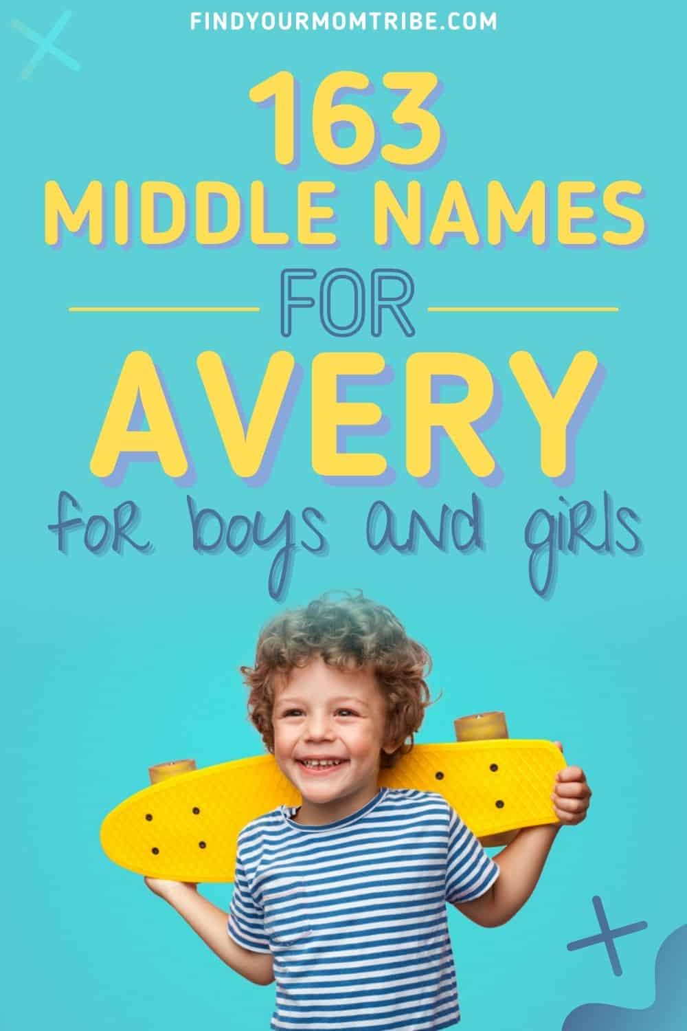 middle names for Avery pinterest