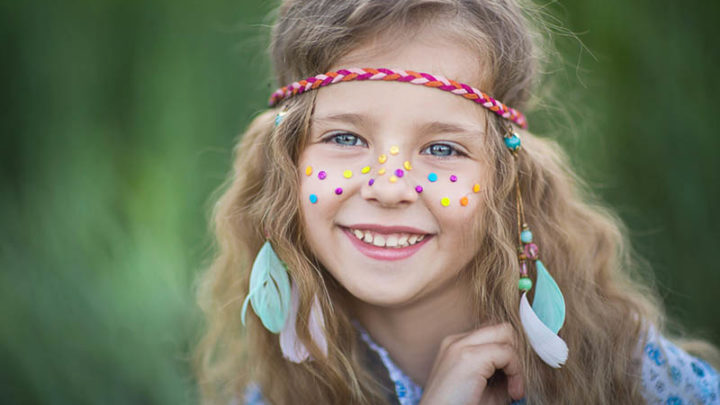 151 Wonderful And Sweet Hippie Girl Names For Your Flower Child