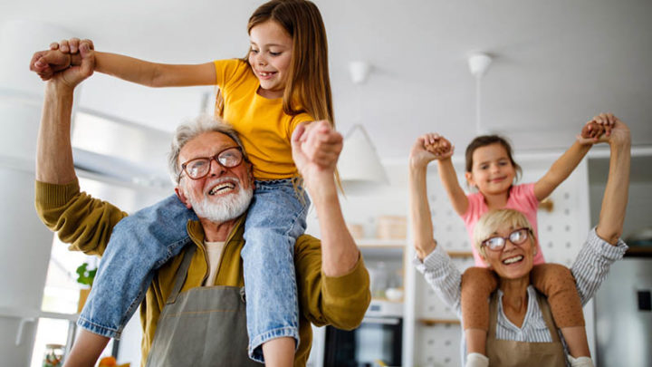 62 Sweet And Heartwarming Grandchildren Quotes For Grandparents